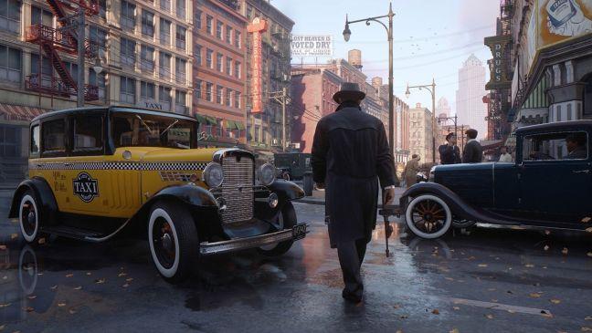 Mafia: Definitive Edition - Screenshots - Bild 1