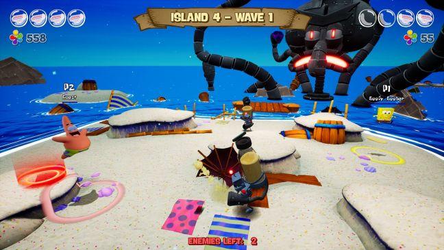 SpongeBob Squarepants: Battle for Bikini Bottom - Rehydrated - Screenshots - Bild 5