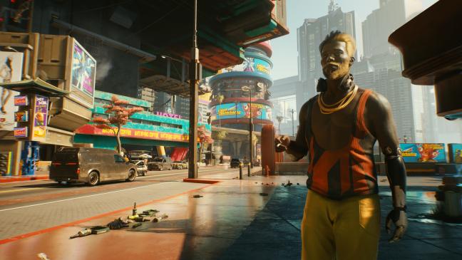 Cyberpunk 2077 - Screenshots - Bild 21