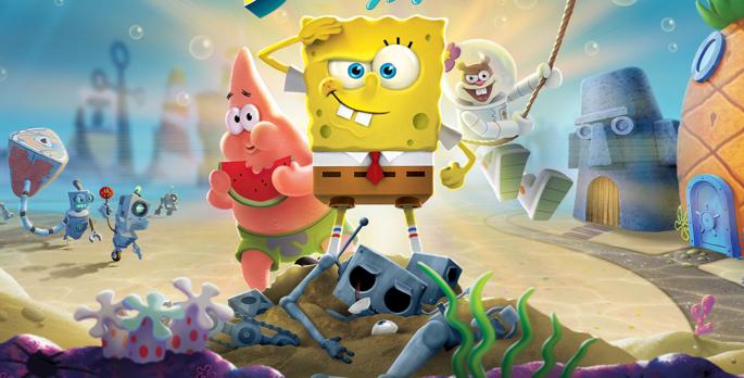 SpongeBob SquarePants: Battle for Bikini Bottom - Test