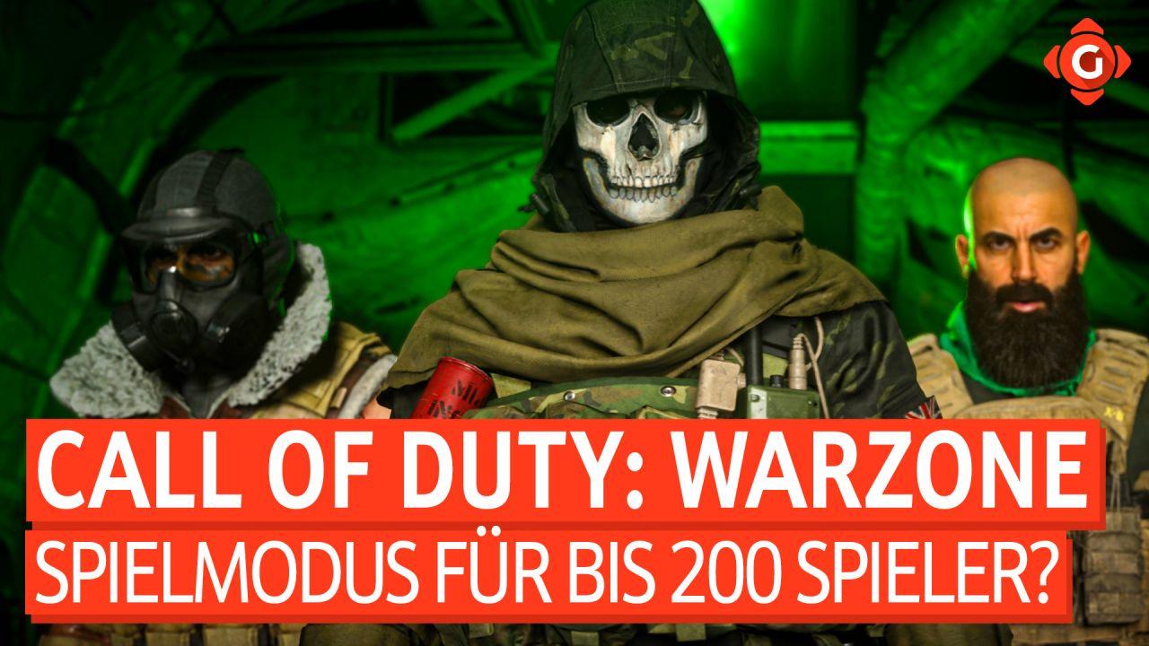 Gameswelt News 15.06.20 - Mit Call of Duty: Warzone, Star Wars: Squadrons und mehr