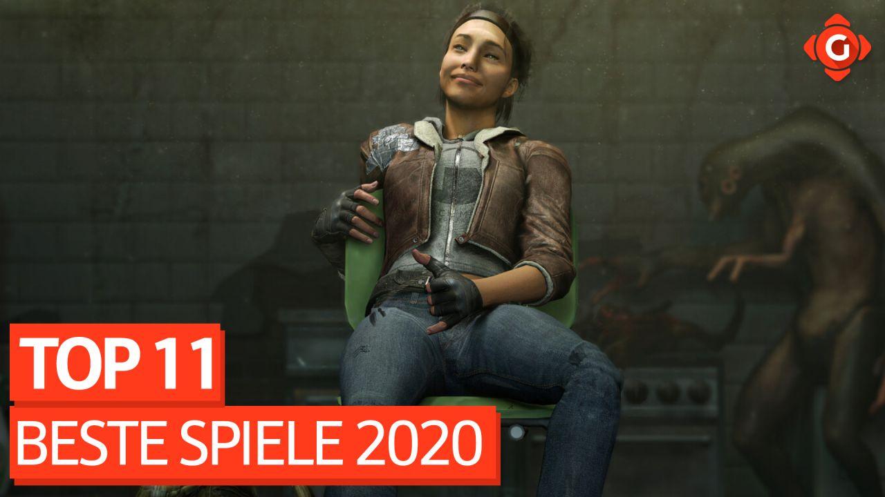 Top 11 - Die besten Spiele 2020 (bis jetzt)