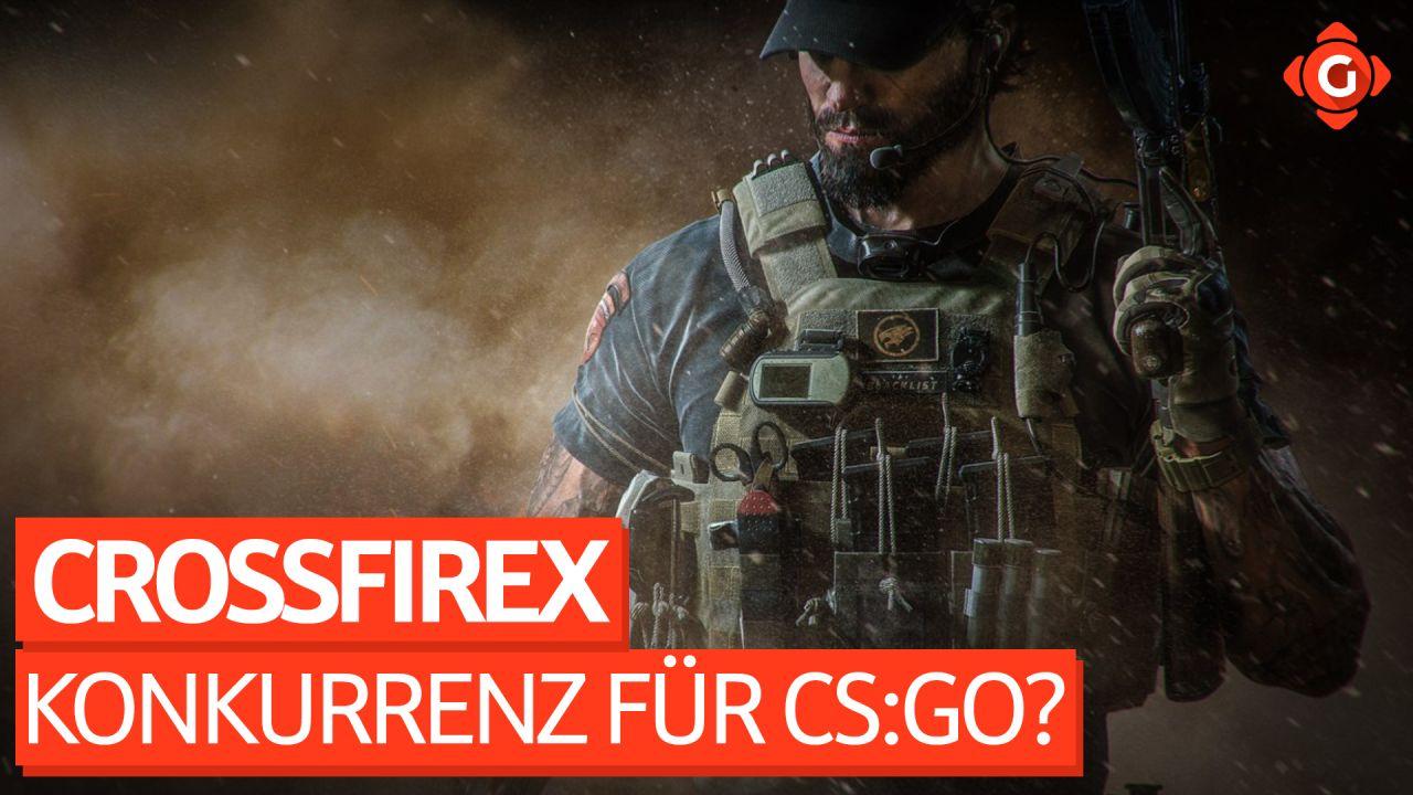Konkurrenz für CS:GO? - Beta-Preview zu Crossfire X