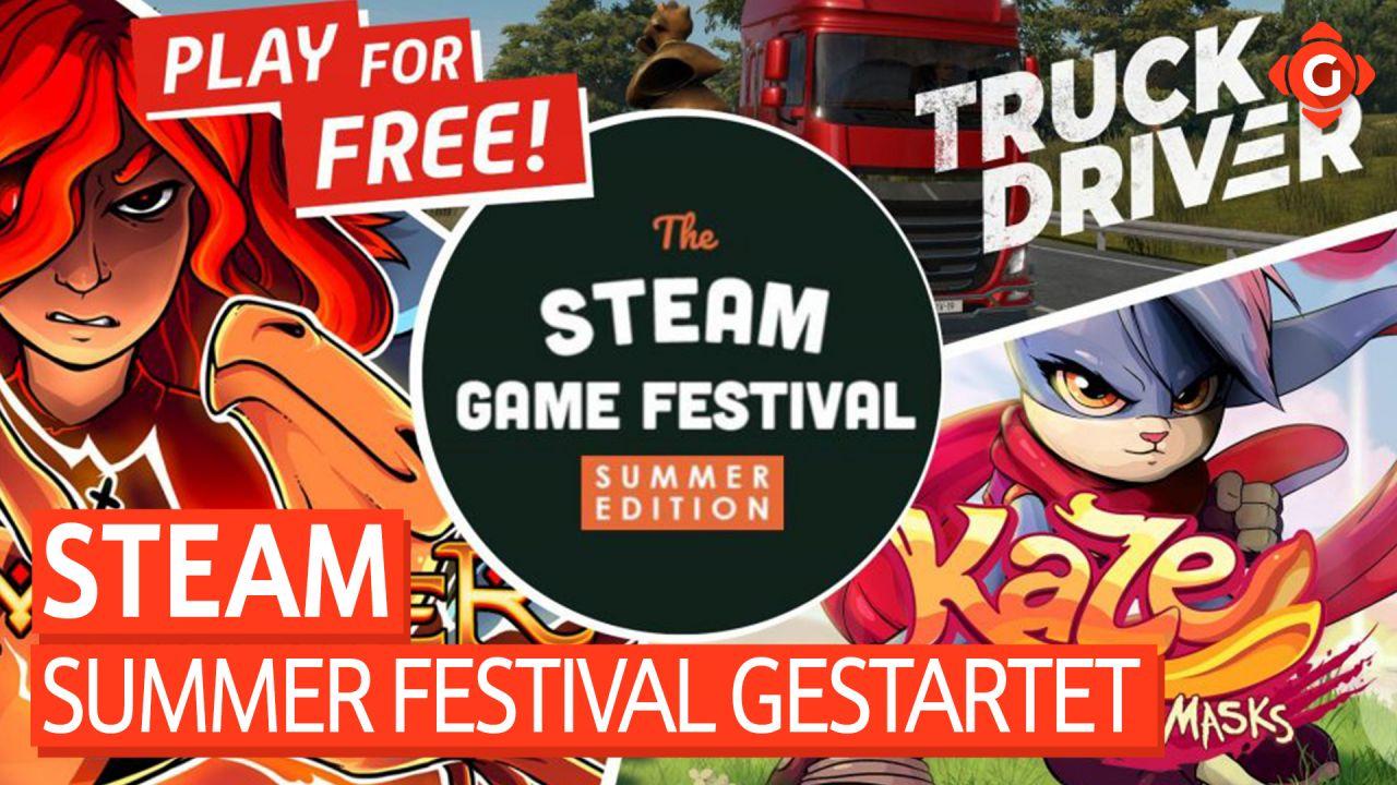 Gameswelt News 17.06.20 - Mit Steam Summer Festival, Ratchet & Clank: Rift Apart