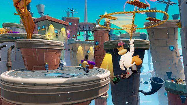 SpongeBob Squarepants: Battle for Bikini Bottom - Rehydrated - Screenshots - Bild 1