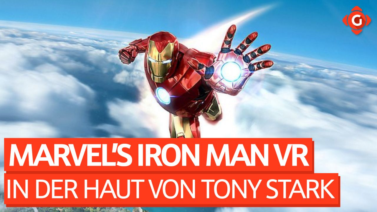 In der Haut von Tony Stark - Felix zockt Marvel's Iron Man VR