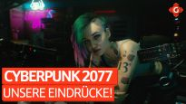 Vier Stunden mit Cyberpunk 2077 - Andi berichtet von seiner Zocksession