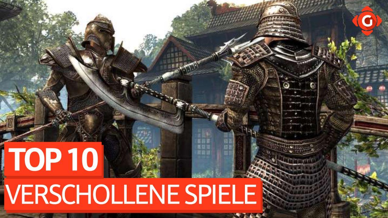 Top 10 - Verschollene Spiele