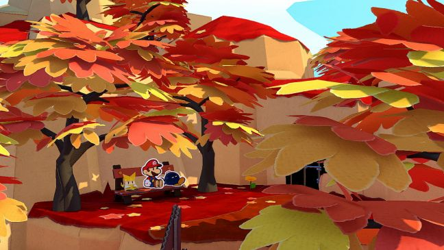 Paper Mario: The Origami King - Screenshots - Bild 4