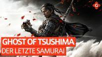 Das letzte große PS4-Exklusiv-Spiel - Video-Review zu Ghost of Tsushima