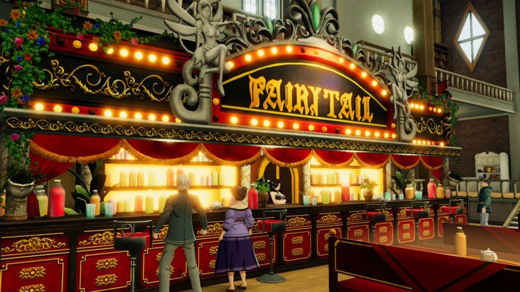 Fairy Tail Spiel