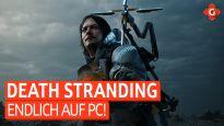 Gameswelt News 14.07.20 - Mit Death Stranding, Rocket Arena und mehr