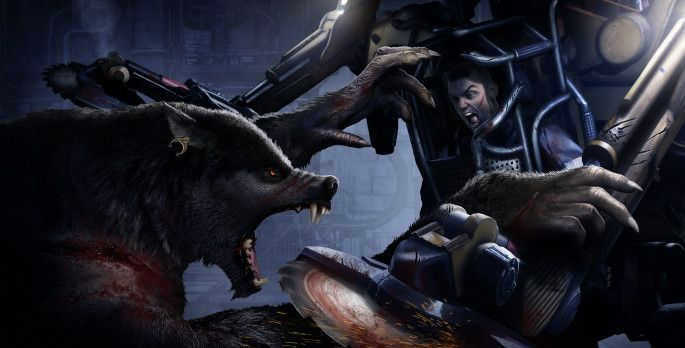 Werewolf: The Apocalypse - Earthblood - Test