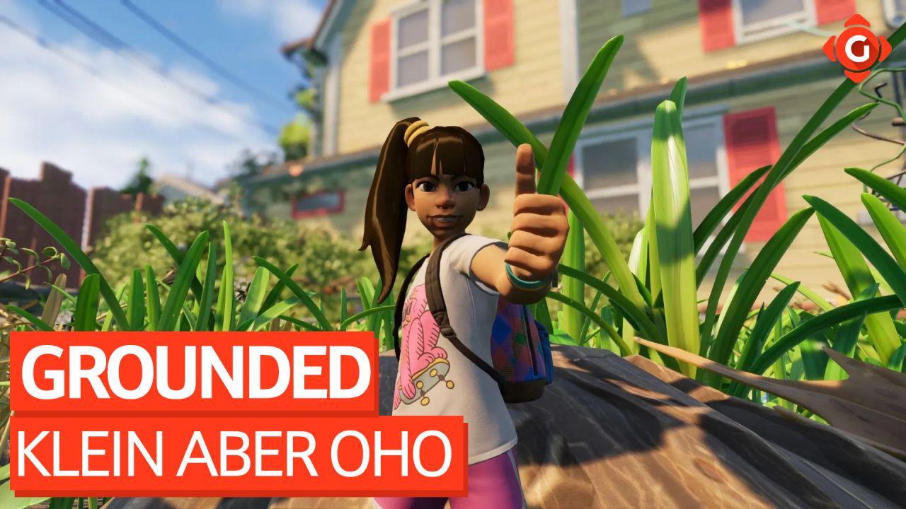 Liebling, ich habe die Kinder geschrumpft - Das Videospiel - Grounded im First-Look
