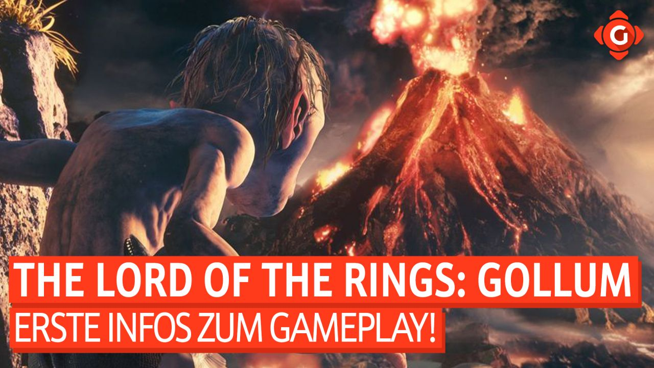 Gameswelt News 25.08.2020 - Mit The Lord of the Rings: Gollum, Cyberpunk 2077 und mehr