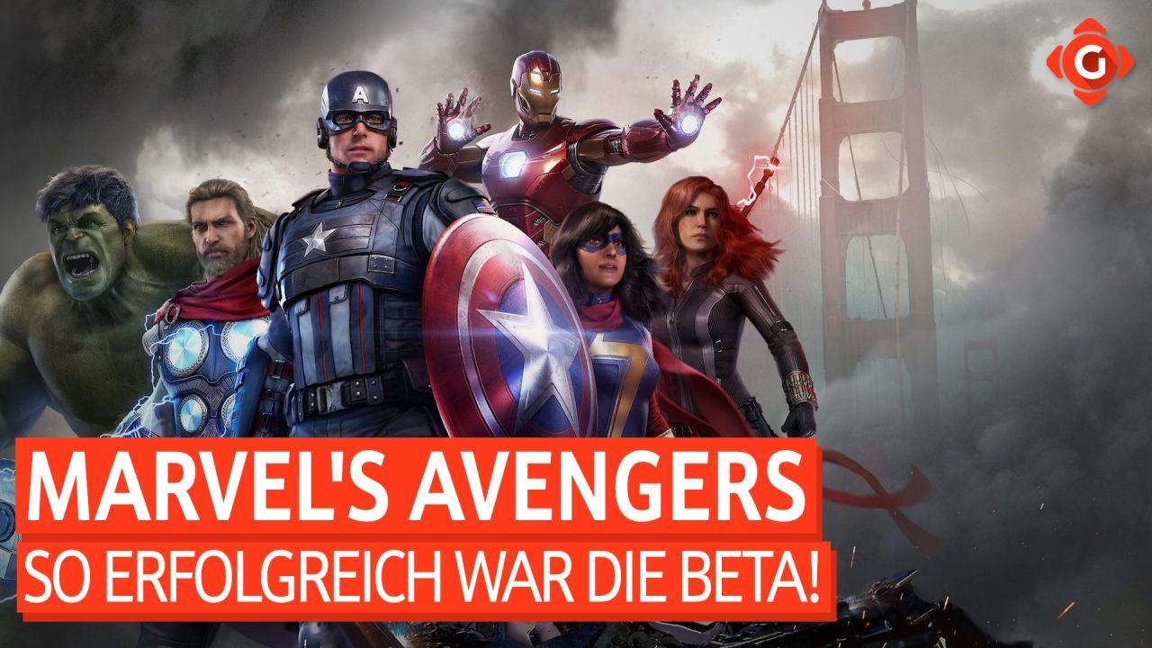 Gameswelt News 31.08.20 - Mit Marvel's Avengers, Gods & Monsters und mehr