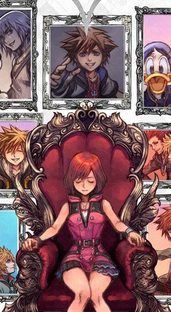 Kingdom Hearts: Melody of Memory - Test