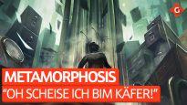 Ein Abenteuer in Käfergröße - First Look zu Metamorphosis