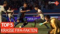 Top 5 - Krasse FIFA-Fakten