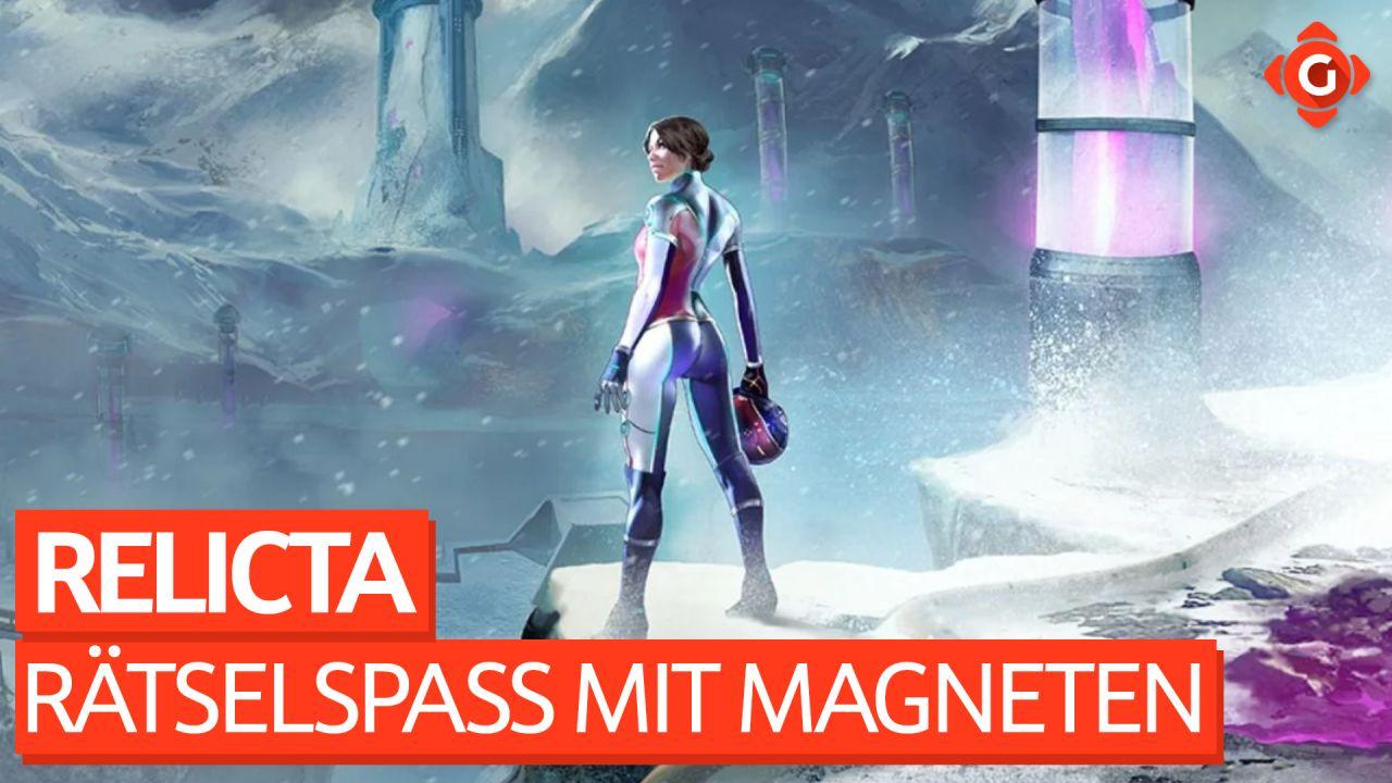 Rätselspaß mit Magnetismus - Video-Review zu Relicta