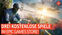 Gameswelt News 18.09.2020 - Mit dem Epic Games Store, Nintendo und mehr