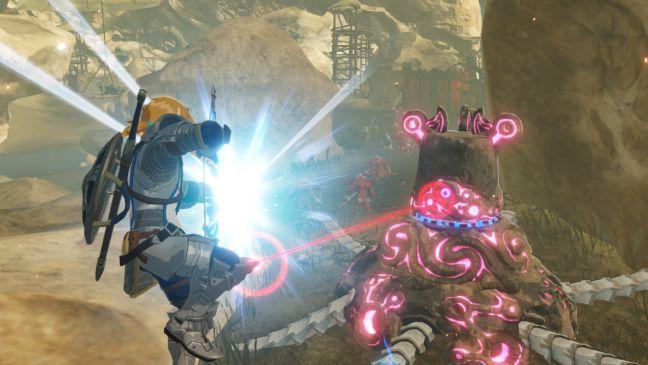 Hyrule Warriors: Zeit der Verheerung - Screenshots - Bild 47