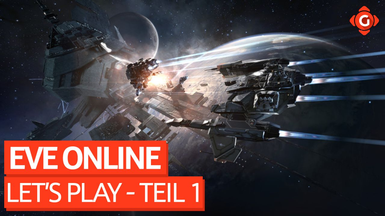 EVE Online Let's Play Teil #2 - Wir machen Fortschritte