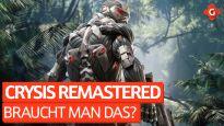 Braucht man dieses Remastered? - Crysis Remastered mit Raytracing und für die Switch