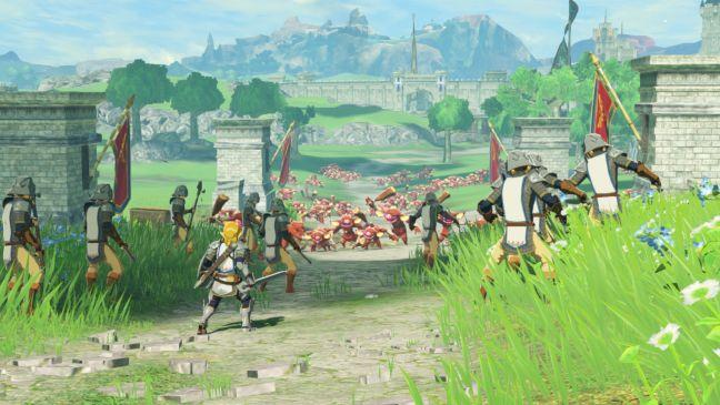 Hyrule Warriors: Zeit der Verheerung - Screenshots - Bild 7