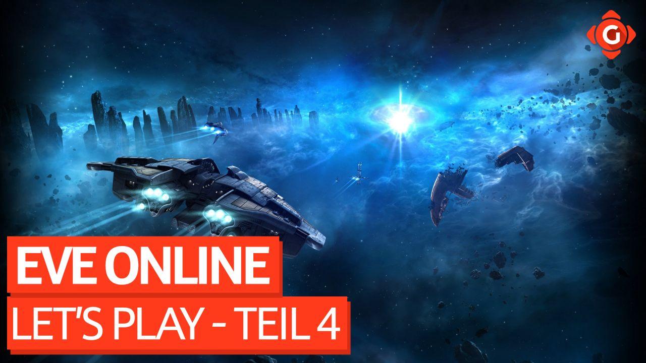 EVE Online Let's Play Teil #4 - Wir begeben uns in die offene Welt!