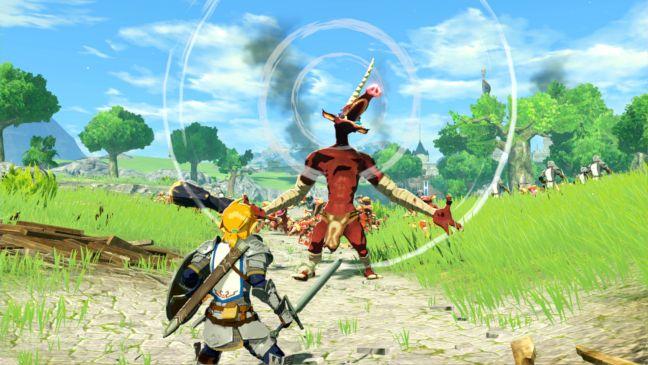 Hyrule Warriors: Zeit der Verheerung - Screenshots - Bild 18