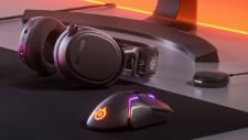 SteelSeries Arctis 9 Dual Wireless - Test