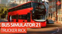 Trucker Rick fährt durch die USA - Bitte alle einsteigen beim Bus Simulator 21