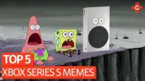 Top 5 - Memes zur Xbox Series S