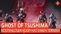 Gameswelt News 06.10.2020 - Mit Ghost of Tsushima, Need for Speed: Hot Persuit und mehr