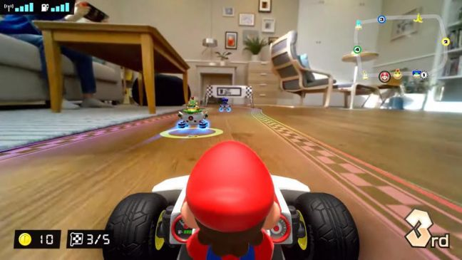 Mario Kart Live: Home Circuit - Screenshots - Bild 3