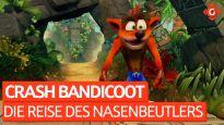 Crash Bandicoot History - Die Reise eines Nasenbeutlers