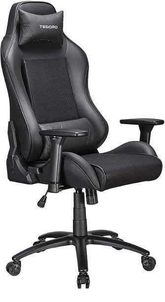 Tesoro Alphaeon S2 Gaming Chair - Test