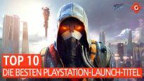 Top 10 - Die besten PlayStation-Launch-Titel aller Zeiten