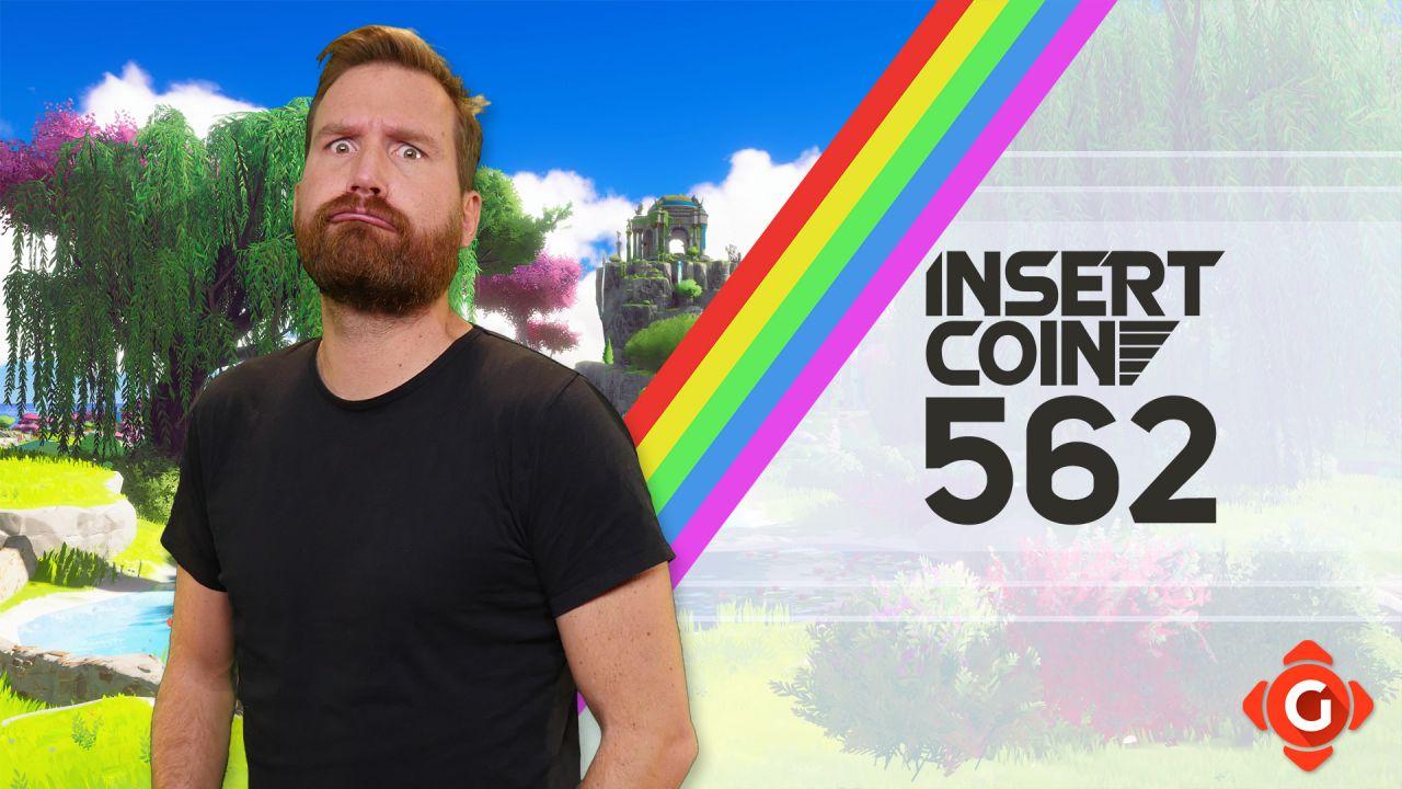 Insert Coin #562 - Mario Kart Live, Immortals und mehr