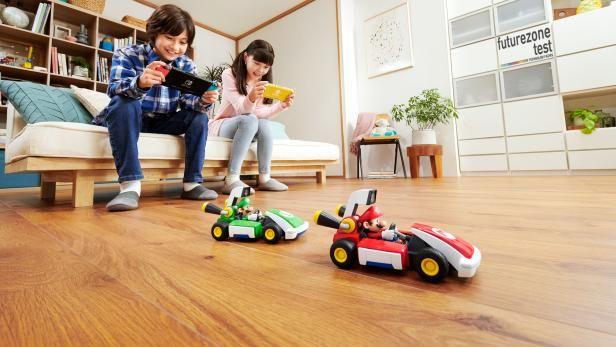 Mario Kart Live: Home Circuit - Screenshots - Bild 4