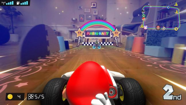 Mario Kart Live: Home Circuit - Screenshots - Bild 5