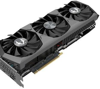 ZOTAC GAMING GeForce RTX 3080 Trinity - Test