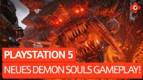 Gameswelt News 29.10.2020 - Mit Demon's Souls, Control, AMD und PlayStation 5