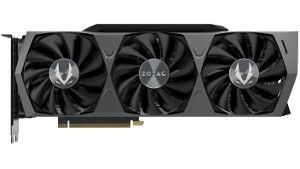 ZOTAC GAMING GeForce RTX 3080 Trinity