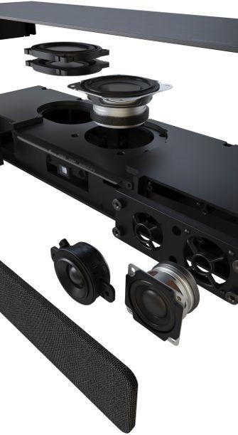Panasonic Sound Slayer SC-HTB01 - Test