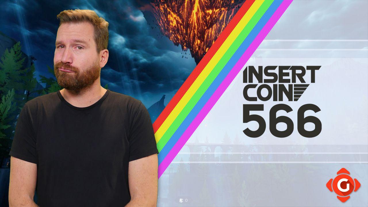 Insert Coin #566 - Oculus Quest 2, Bugsnax und mehr