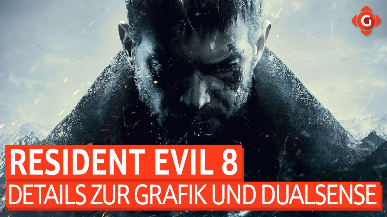 Gameswelt News 03.11.2020 - Mit Resident Evil Village, Starfield und mehr
