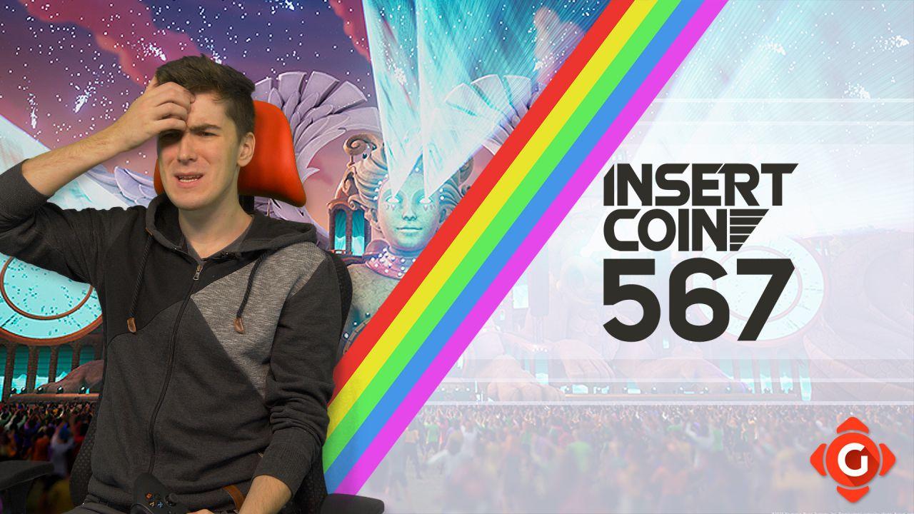Insert Coin #567 - Fuser, Carto und mehr