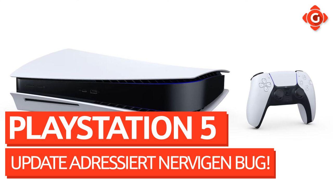 Gameswelt News 23.12.2020 - Mit Playstation 5 Update, Cyberpunk 2077, Overwatch & mehr